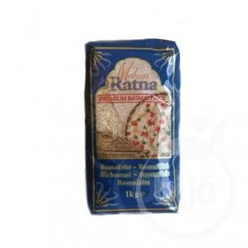 Basmati rizs prémium 1000 g - Webáruház - bijo.hu