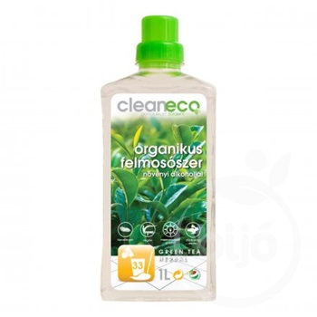 Cleaneco organikus felmosószer green tea herbal illat 1000 ml