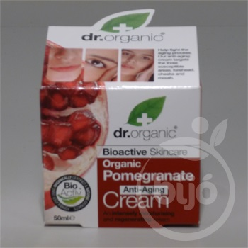 Dr.organic bio gránátalma nappali krém 50 ml - Webáruház..