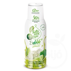 Fruttamax bubble bodza-lime-menta light 500 ml