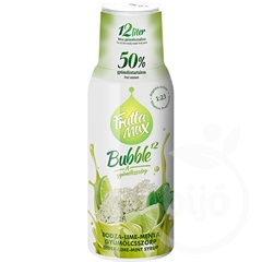 Fruttamax bubble  bodza-lime 500 ml